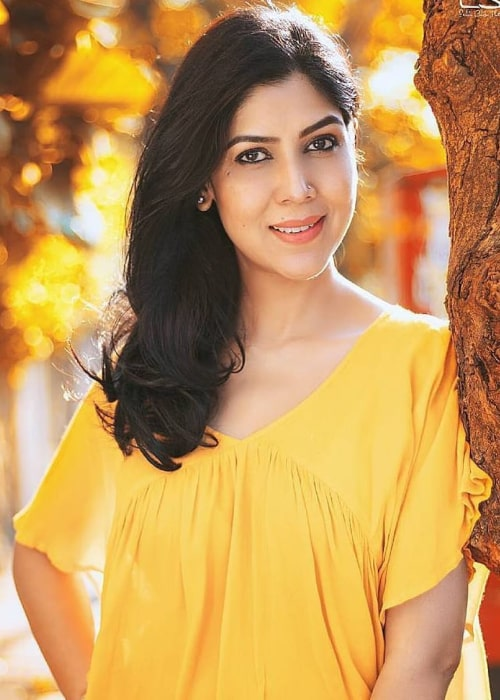 Sakshi Tanwar as seen in an Instagram Post in March 2019