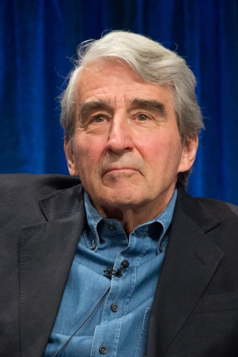 Sam Waterston pictured at the PaleyFest 2013 panel on the TV show 'The Newsroom'