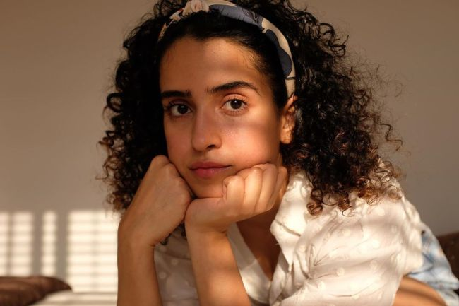 Sanya Malhotra as seen in 2020.