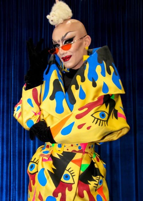 Sasha Velour at RuPaul's Dragcon in 2018
