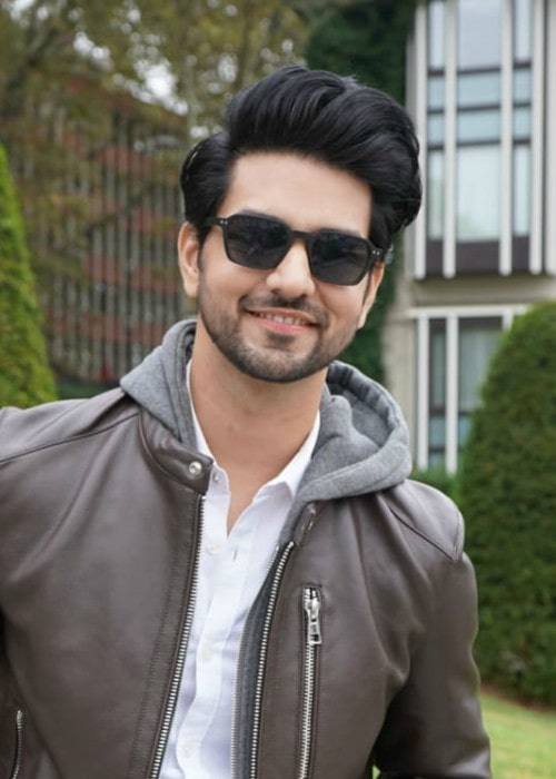 Shakti Arora as seen in December 2019