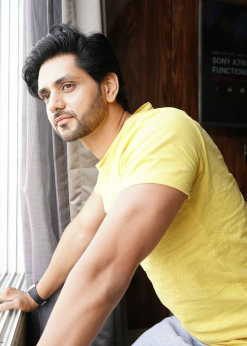 Shakti Arora in an Instagram post as seen in October 2019