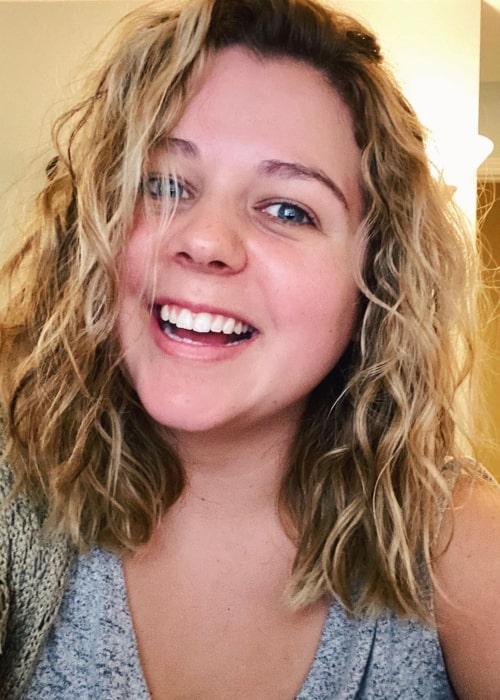 Sierra Schultzzie in an Instagram selfie from December 2019