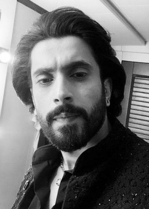 Sunny Singh in an Instagram selfie as seen in February 2020