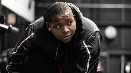 Trent Brown Height, Weight, Age, Body Statistics