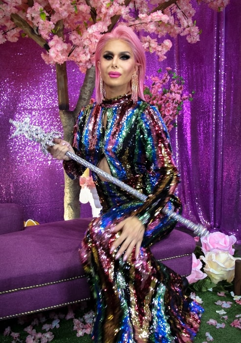 Trinity Taylor as seen at RuPaul's DragCon 2019