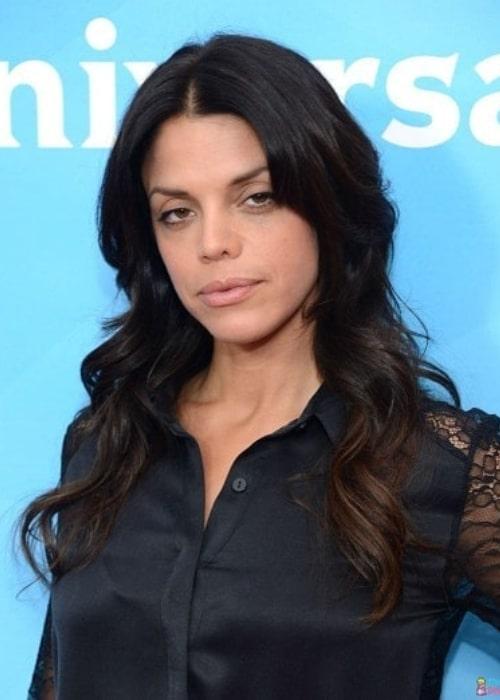 Vanessa Ferlito as seen in an Instagram Post in May 2019