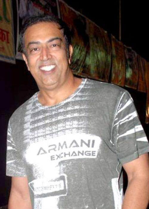 Vindu Dara Singh as seen in a picture taken on June 12, 2012