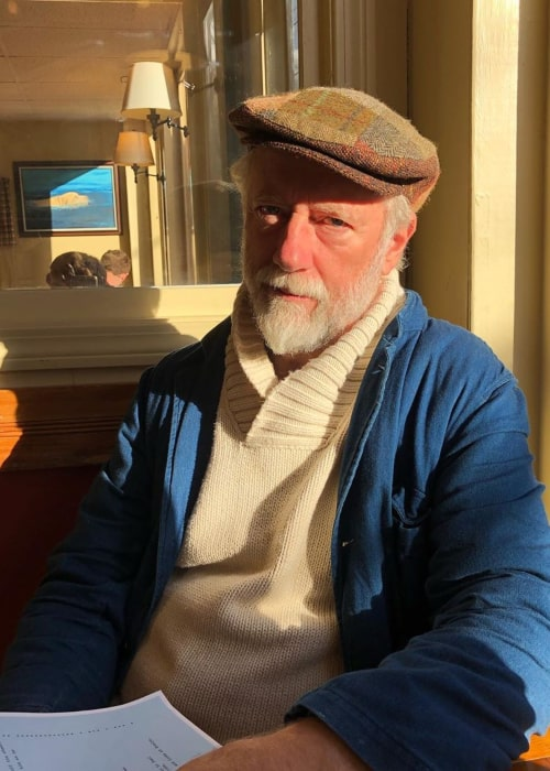 Xander Berkeley as seen in an Instagram Post in October 2019