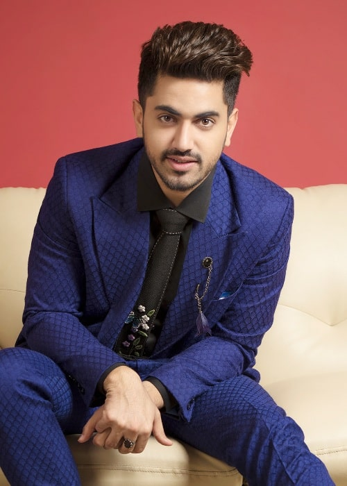Zain Imam On Sajid Shahid's Photoshoot in 2018