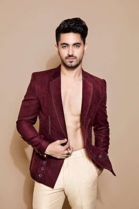 Zain Imam On Sajid Shahid's Photoshoot in 2019