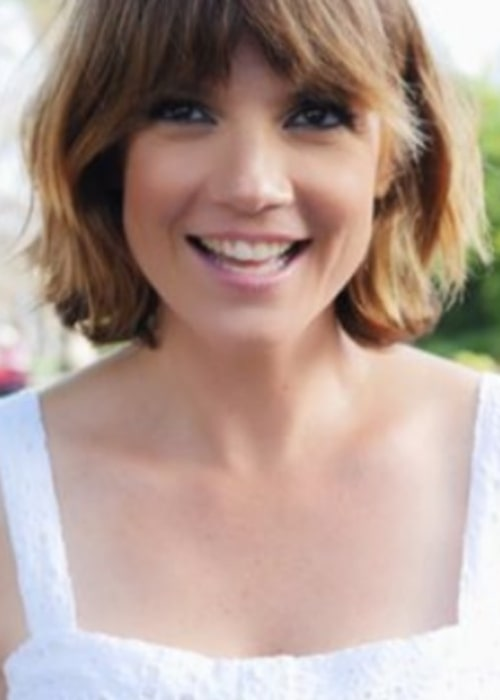 Zoe McLellan as seen in an Instagram Post in June 2018