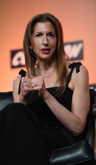 Alysia Reiner at Collision 2017 in New Orleans, Louisiana