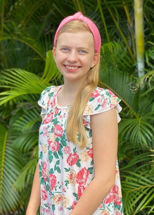 Alyssa FamilyFunPack as seen in a picture taken in April 2020 in Hawaii