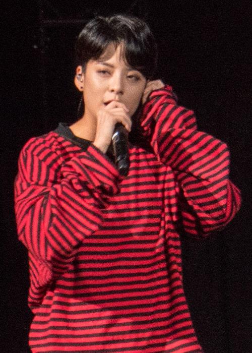 Amber Liu at KCON 2016 LA in July 2016