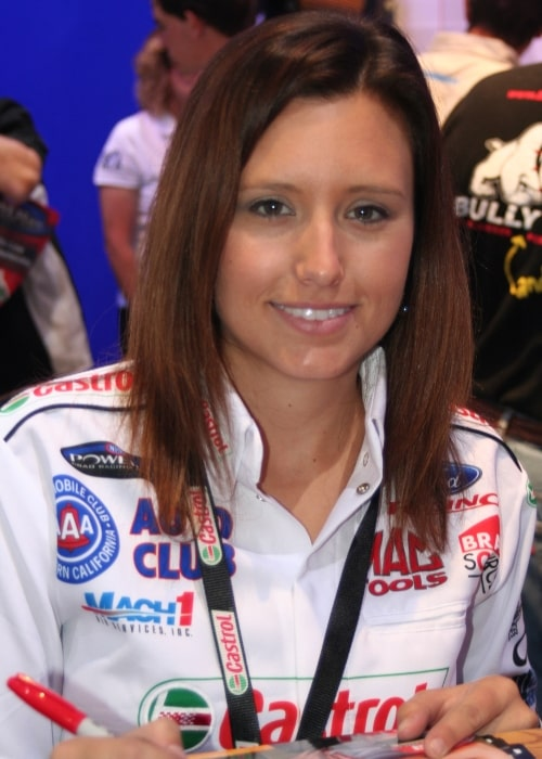 Datter (Ashley Force Hood)