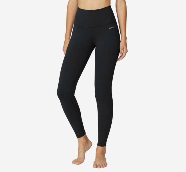 Baleaf Women's High Waisted Yoga Pant