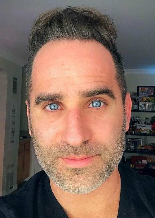 Ben Giroux in an Instagram selfie as seen in September 2019