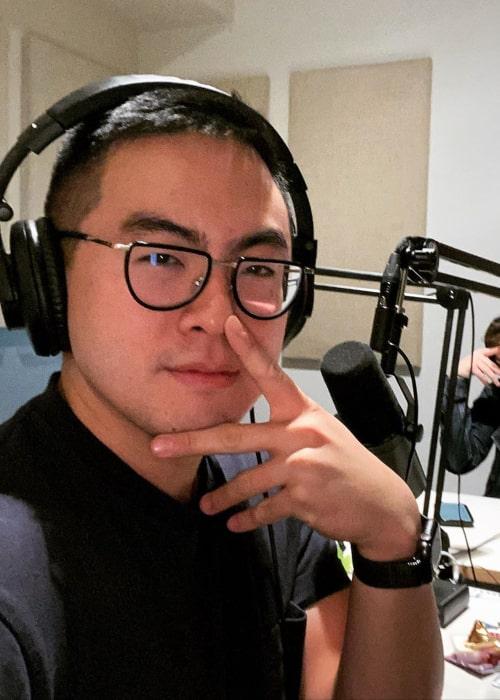 Bowen Yang as seen in an Instagram Post in February 2020
