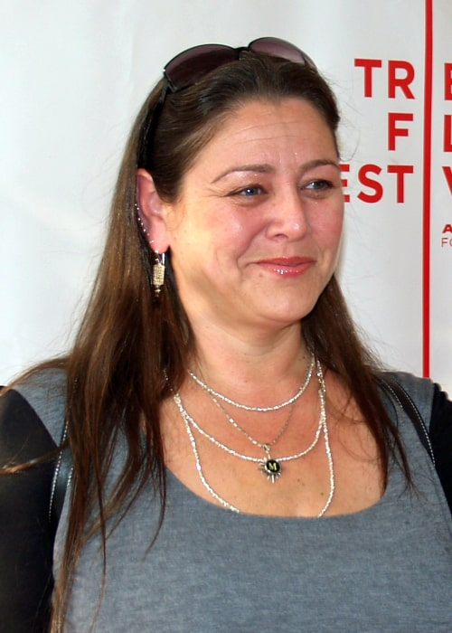 Camryn Manheim as seen at the 2007 Tribeca Film Festival