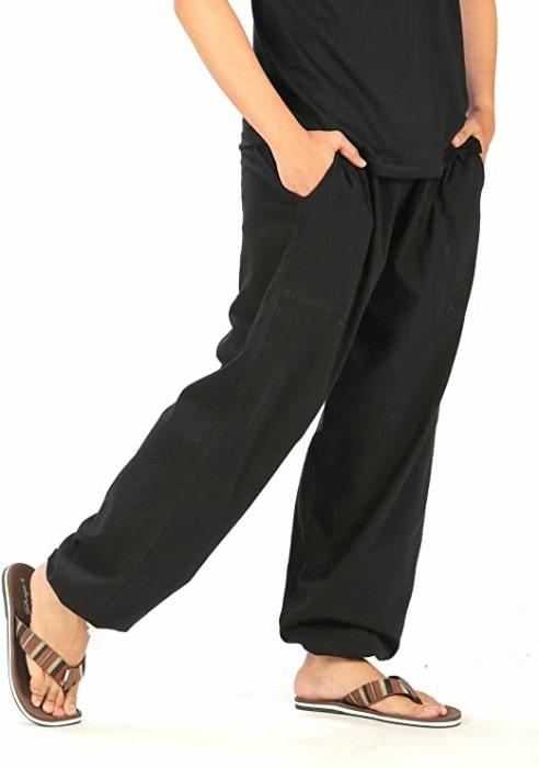 CandyHusky Men's Yoga Pant