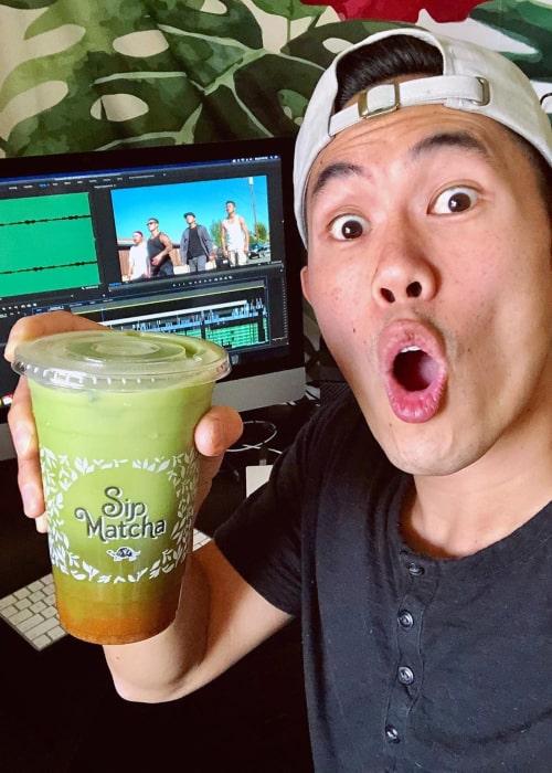 Casey Chan as seen in an Instagram Post in November 2019
