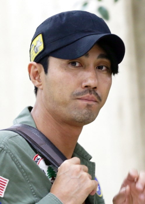 Cha Seung-won as seen in September 2012