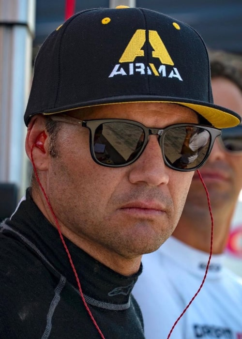 Chad Reed as seen in an Instagram Post in August 2019
