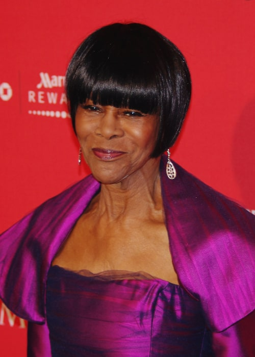 Cicely Tyson as seen during an event in April 2012