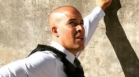 Coby Bell Height, Weight, Age, Body Statistics