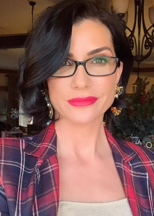 Dana Loesch in an Instagram selfie from November 2019