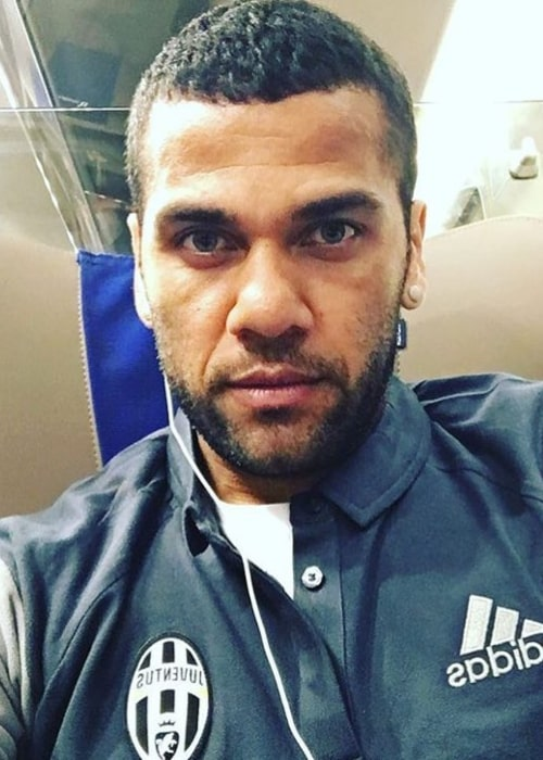 Dani Alves as seen in an Instagram Post in September 2016