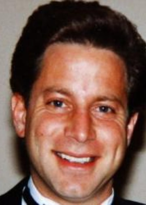 Danny Porush as seen in a picture taken in 1991