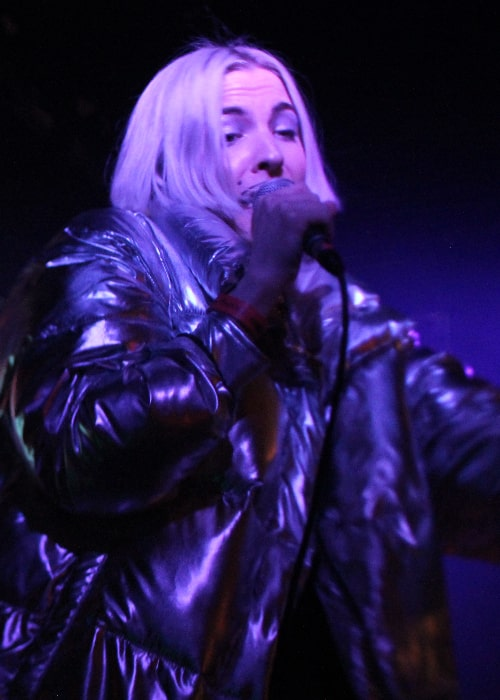 Dorian Electra as seen while performing in 2018