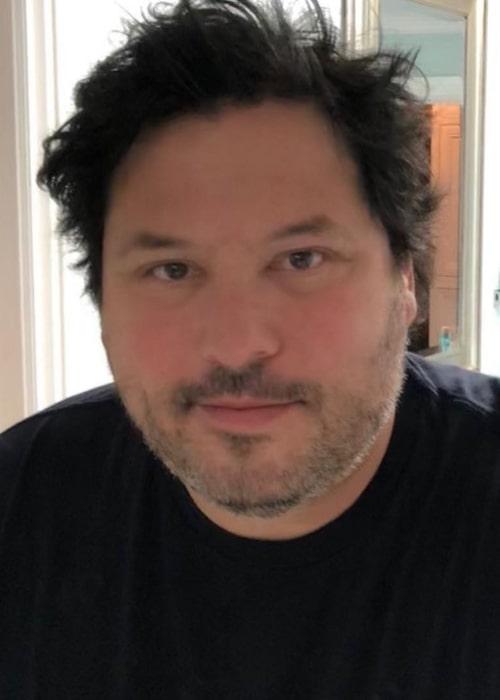 Greg Grunberg in an Instagram selfie from October 2018