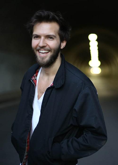 Guy Burnet as seen in March 2015