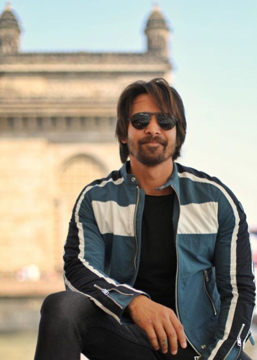 Harshvardhan Rane as seen in February 2020 (1)