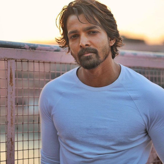 Harshvardhan Rane in a candid photoshoot from March 2020
