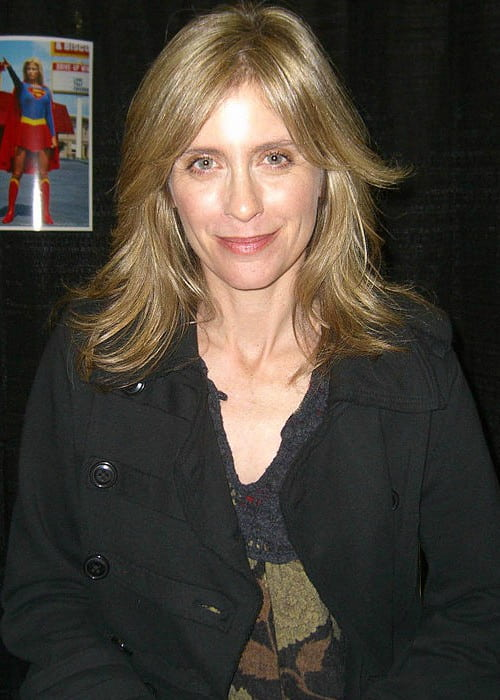 Helen Slater as seen in October 2009