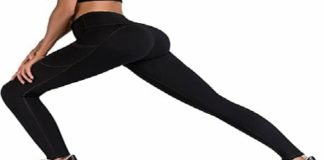 IUGA High Waist Yoga Pants Review