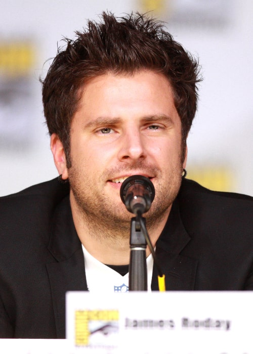 James Roday as seen at the 2013 San Diego Comic-Con International in San Diego, California