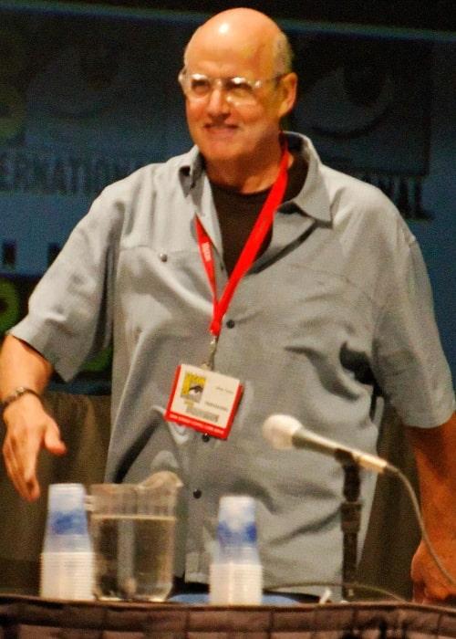 Jeffrey Tambor as seen at the 2010 San Diego Comic Con