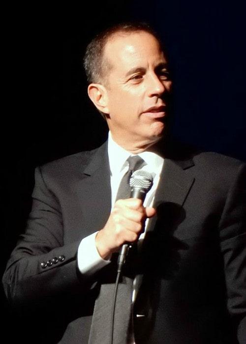 Jerry Seinfeld as seen in December 2016