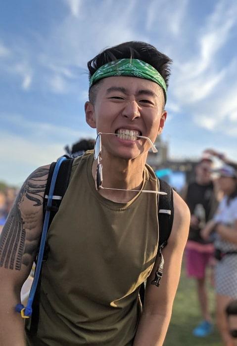 Jimmy Zhang as seen in December 2019
