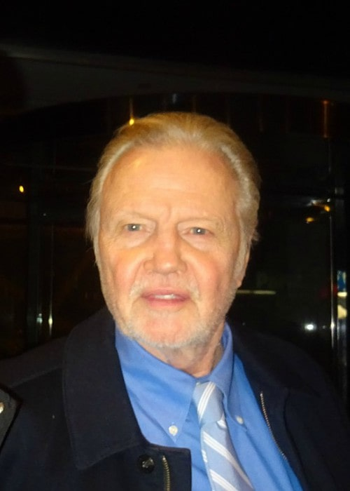Jon Voight as seen in November 2016