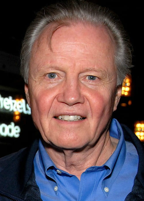 Jon Voight during an event in October 2011