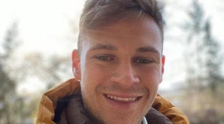 Joshua Kimmich Height, Weight, Age, Body Statistics