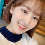 Jungwoo of BVNDIT as seen in a selfie taken in 2019