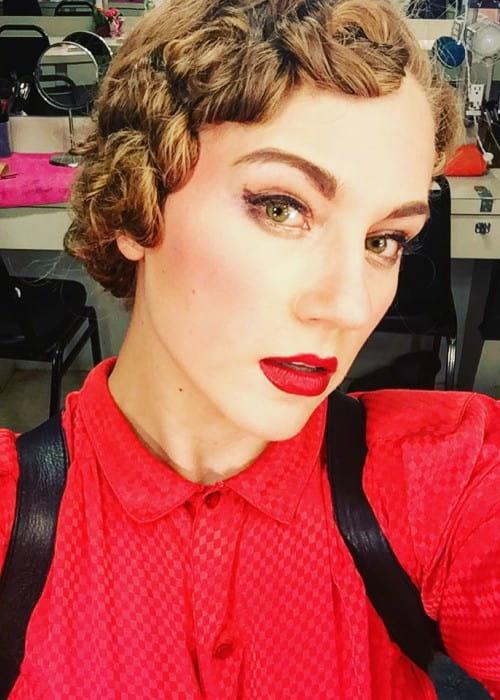 Kat Cunning in an Instagram selfie as seen in June 2016