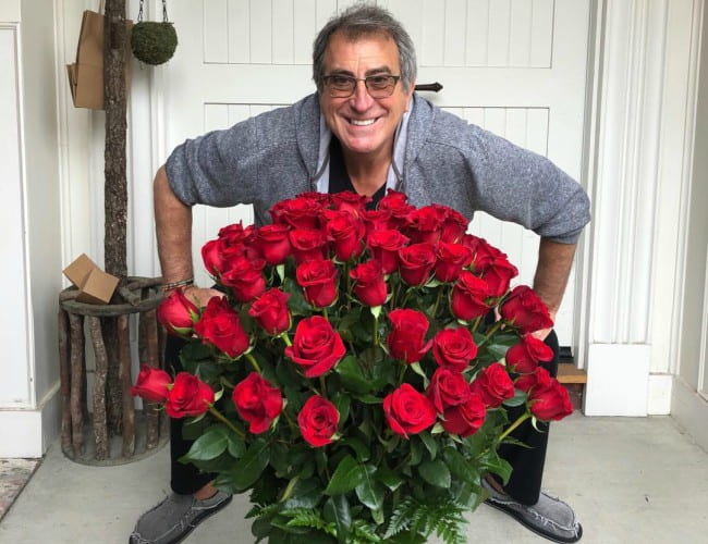 Kenny Ortega as seen in April 2020
